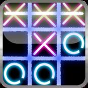 App Icon: Tic Tac Toe Glow