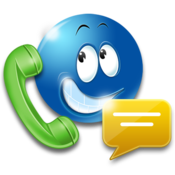 App Icon: Fake Call & SMS & Call Logs