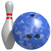 App Icon: Bowling Online 3D
