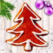 App Icon: Weihnachts-Plätzchen, Kuchen & Punsch - Süße Rezepte für genussvolle Weihnachten 1.0