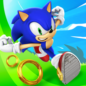 App Icon: Sonic Dash