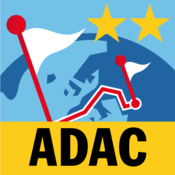 App Icon: ADAC Maps für Mitglieder