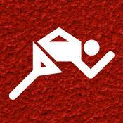 App Icon: Mehrkampfrechner und Leichtathletik-Punktewertung 4.1.1