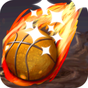 App Icon: Tip-Off Basketball