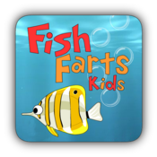 App Icon: FishFarts Kids