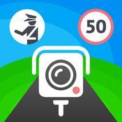 App Icon: Blitzer und Verkehr Deutschland & Österreich von Sygic 3.2