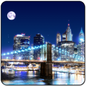 App Icon: True Weather, Städte