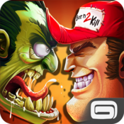 App Icon: Zombiewood – Zombies in L.A!