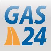 App Icon: Erdgas Tankstellen 2.0b