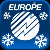 App Icon: Ski: Europe