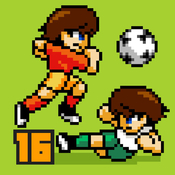 App Icon: Pixel Cup Soccer 16 1.0.4