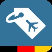 App Icon: Sicher reisen