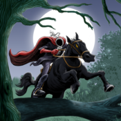 App Icon: The Legend of Sleepy Hollow