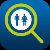 App Icon: WC-Finder Deutschland