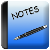 App Icon: Cool Note Notepad - Emoji Font