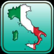 App Icon: Karte von Italien