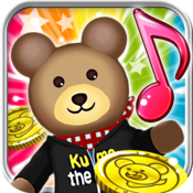 App Icon: RhythmCoin! [Free Coin game]