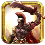App Icon: Roman Empire