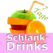 App Icon: Schlank-Drinks - Abnehmen mit der 7-Tage-Diät 1.1