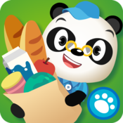App Icon: Dr. Panda Supermarkt