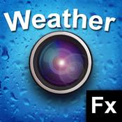 App Icon: PhotoJus Weather FX - Pic Effect for Instagram 1.3