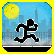 App Icon: Stick City Run: Running Game
