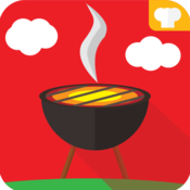 App Icon: Grillen Rezepte BBQ