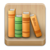 App Icon: Aldiko Book Reader Premium