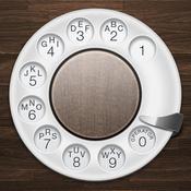 App Icon: iRetroPhone - Rotary Dialer 2.0