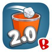 App Icon: Paper Toss 2.0 1.3.1