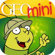 App Icon: GEOmini Dschungel 1.0