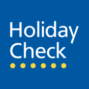 App Icon: HolidayCheck - Hotels & Reisen