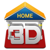 App Icon: 3D Launcher