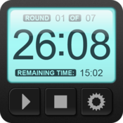 App Icon: Interval Timer 4 HIIT Training
