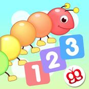 App Icon: Zählen für die Kleinsten 123 3.1