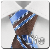 App Icon: To tie a tie and a bow. Lite