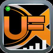 App Icon: uFXloops Musik Studio