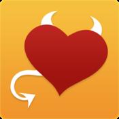 App Icon: BeNaughty - der Dating-Spaß!