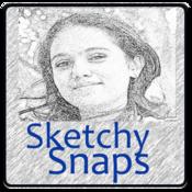 App Icon: Sketchy Snaps Free