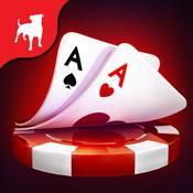 App Icon: Zynga Poker - Texas Holdem: Kostenloses Vegas Casino-Kartenspiele 21.07