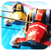App Icon: Slingshot Racing