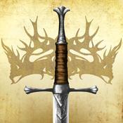 App Icon: George R.R. Martin: Die Welt von Eis und Feuer – Ein Game of Thrones Guide 1.0