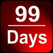 App Icon: Countdown in der Statusleiste