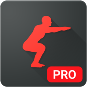 App Icon: Runtastic Squats PRO Trainer