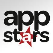 App Icon: AppStars - das wöchentliche App-Magazin für iPhone- und iPad 2.1