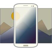 App Icon: Landscape Wallpaper