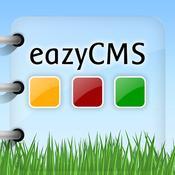 App Icon: eazyCMS Website Editor 4.0