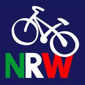 App Icon: Radroutenplaner NRW mobil