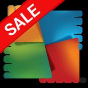 App Icon: AVG Antivirus PRO für Android