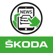 App Icon: ŠKODA Media Services 4.1